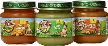 Earths Best Organic Veggies Variety Pack