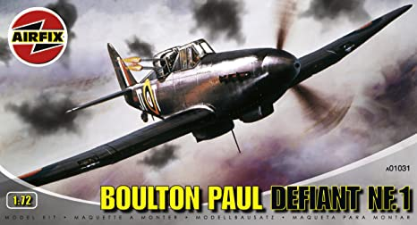 Airfix - A01031 - Construction et Maquettes - Bâtiment - Boulton Paul Defiant NF.I Nightfighter