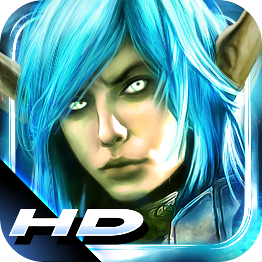 Save 86% on Order and Chaos, popular game for Kindle Fire