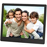 Micca NEO 10-Inch Digital Photo Frame with 8GB Storage, High Resolution IPS LCD, MP3 Music and 720P HD Video Playback, Auto On/Off Timer, Ultra Slim Design (M973A) (Color: Black, Tamaño: 10-Inch)