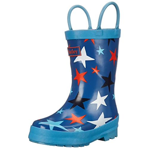 Hatley Boys Rainboots Stars In Space