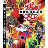 Bakugan Battle Brawlers - Playstation 3