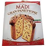 Gran Panettone Italian Cake, 35.25 Ounce (Tamaño: Pack of 1)