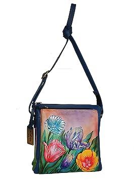 große Auswahl an Farben und Designs online zu verkaufen süß Sale Anuschka Satteltasche 520TTP Best Buy! - chaktjdfug