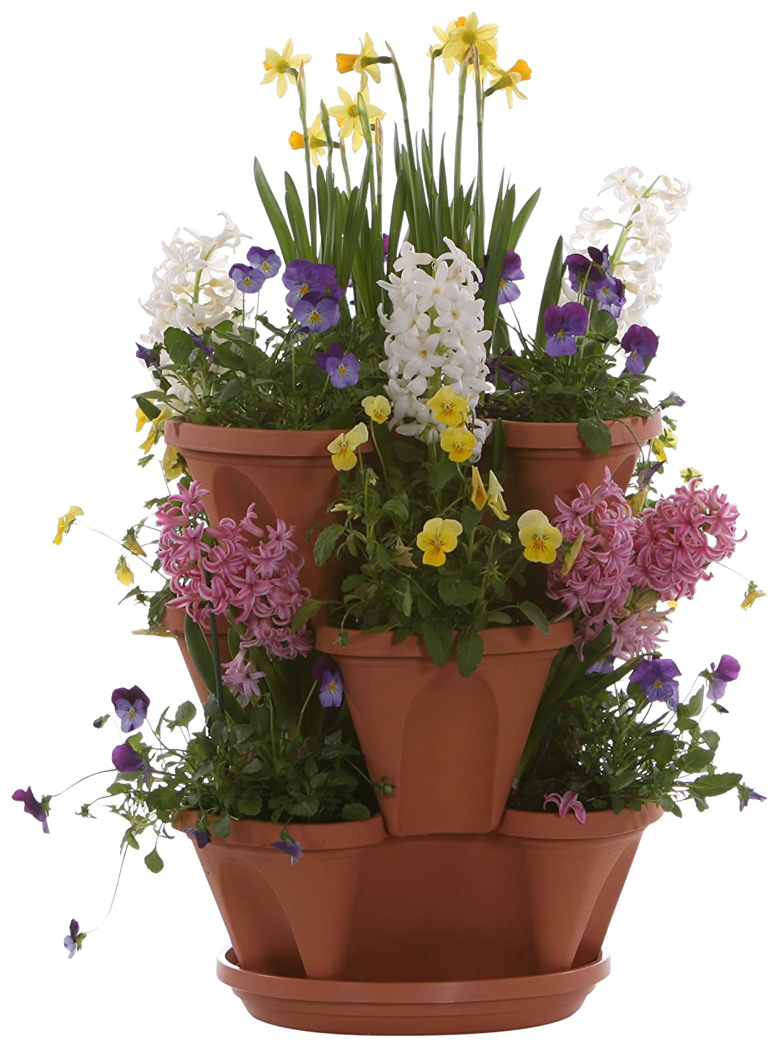 Flower Pots - Self Watering Planter