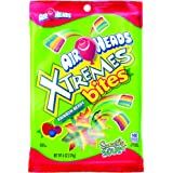 Airheads Xtremes Bites Rainbow Berry Peg Bag, 6 Ounce (Pack of 12) (Tamaño: 6 Ounce)