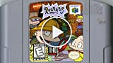 CGR Undertow - RUGRATS: SCAVENGER HUNT Review for...