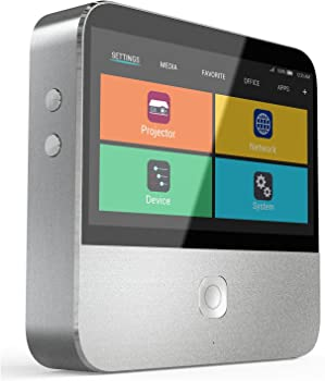 ZTE WiFi Smart Home Theater Projector