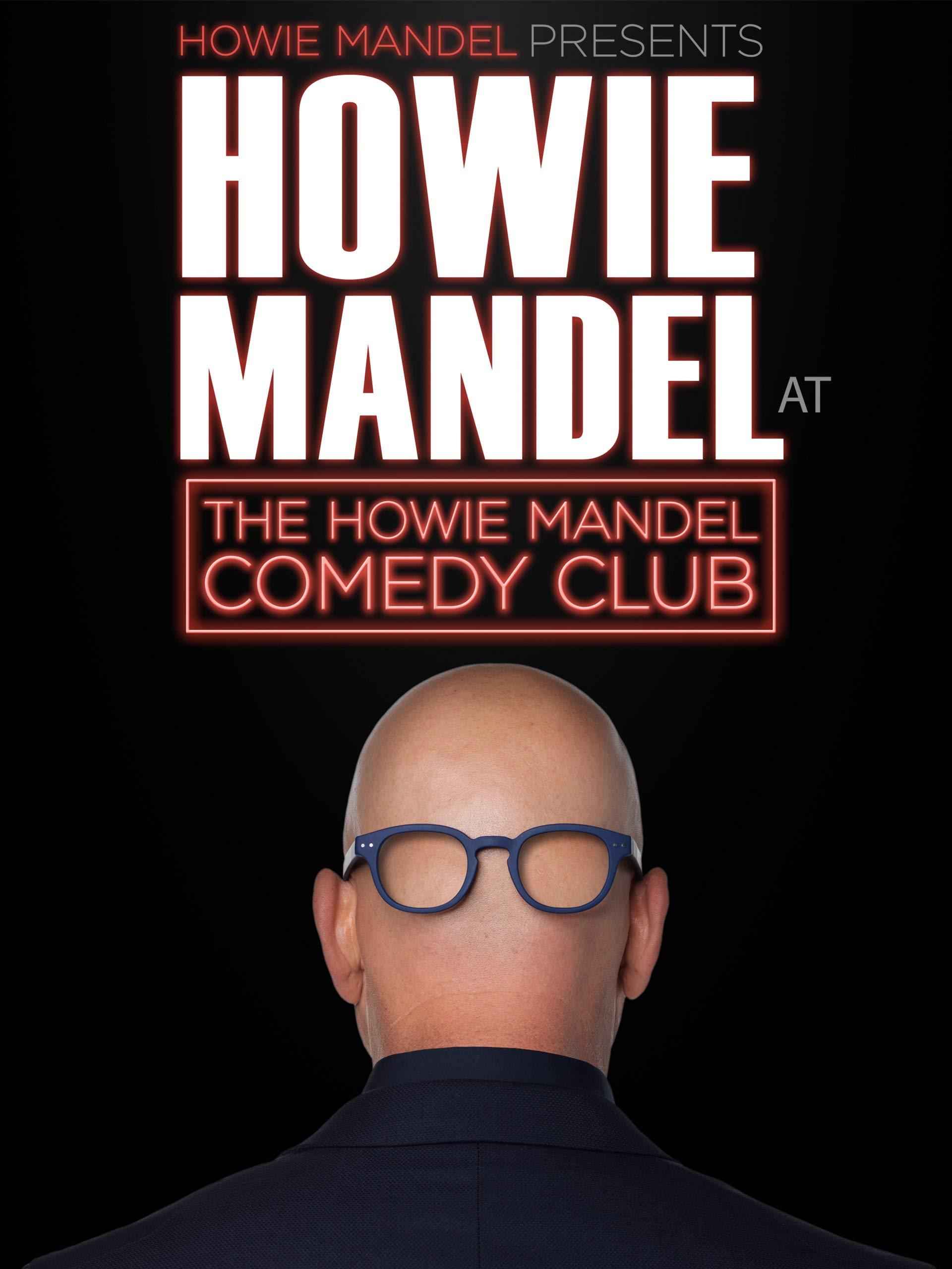 Howie Mandel Presents: Howie Mandel at the Howie Mandel Comedy Club on Amazon Prime Video UK
