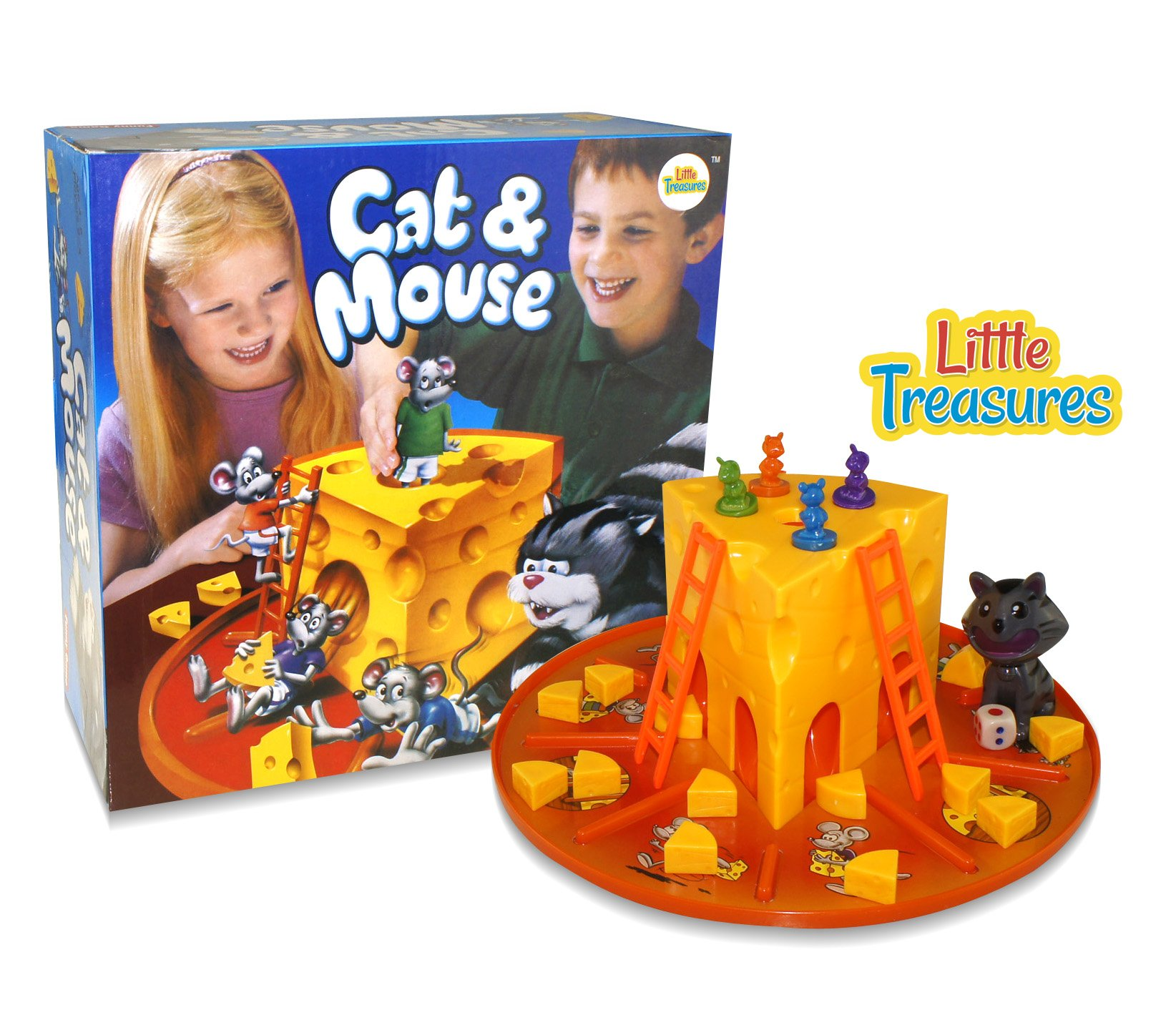 what is a cat and mouse game
