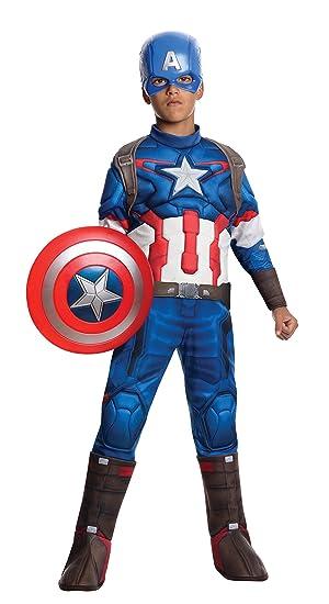 Avengers 2 Captain America Costume