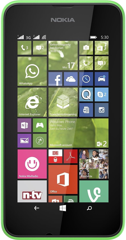 Nokia-Lumia-530-DUAL-SIM-Green-Factory-Unlocked-GSM-Phone