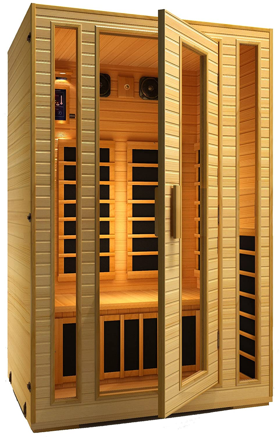 Infrared Sauna Weight Loss with the most reviews