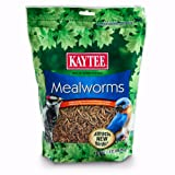 Kaytee Mealworms, 17.6 oz