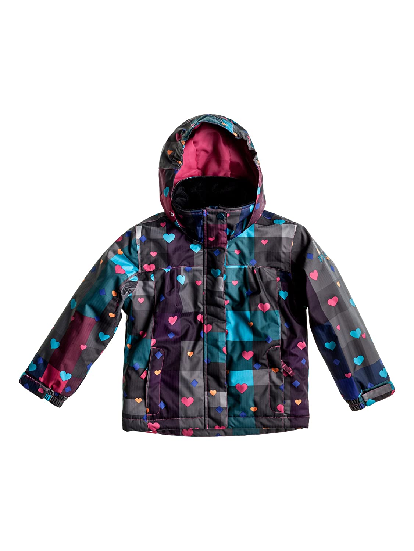 Roxy Mädchen Snowboardjacke Mini Jetty Jk Heart Sweetchecks jetzt kaufen