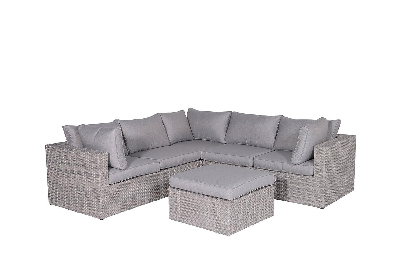 Garden Impressions Lounge Set Jamaika, 2-half, shadow grau / sand grau kaufen