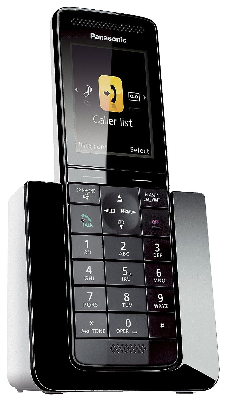 Slim Cordless Phone Phone With 1 Cordless