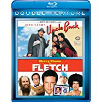 Uncle Buck / Fletch Double Feature on Blu-ray