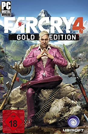Far Cry 4 Gold [PC Download]