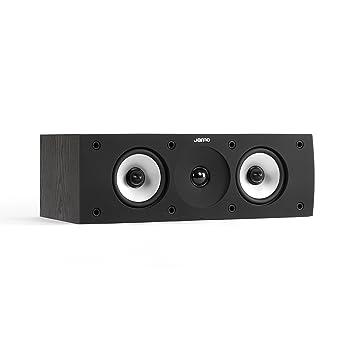 Jamo S62CENB Enceinte pour MP3 & Ipod Noir