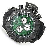 Invicta Marvel's Hulk 58mm Sea Hunter LIM.Ed. Swiss Quartz Chronograph Silicone Strap Watch 25619