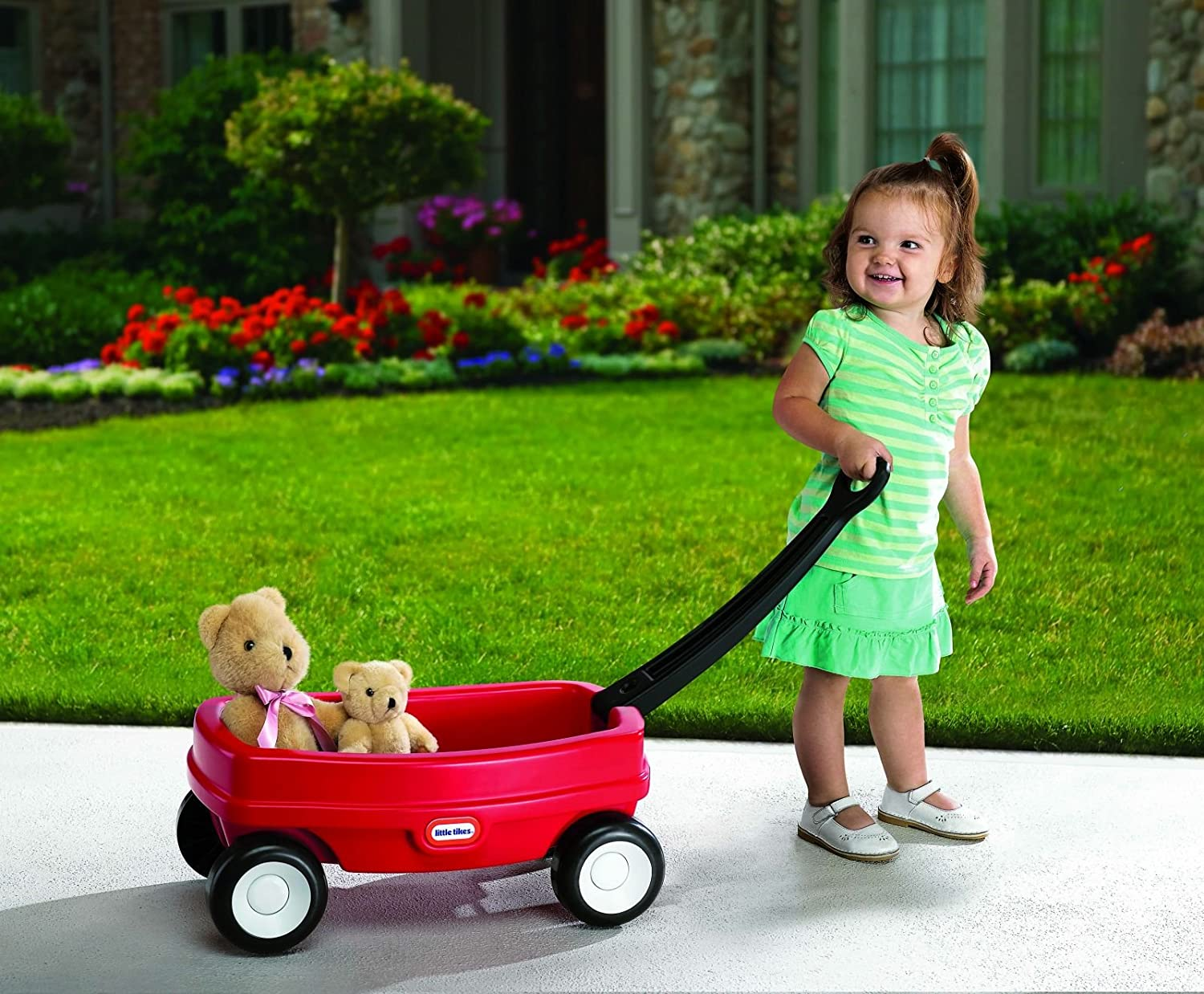 An Image of Little Tikes Lil' Wagon