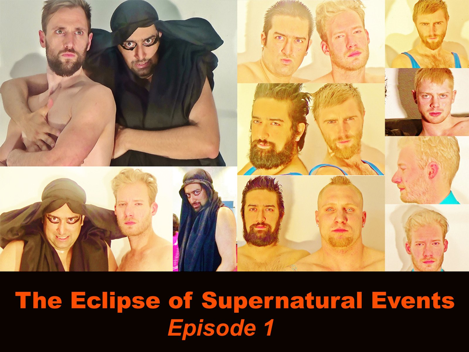 The Eclipse of Supernatural Events - Season 1