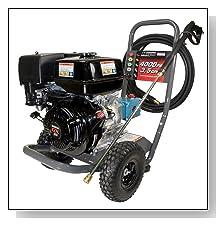 Maxus MX5433 Honda GX270 Gas Powered Pressure Washer