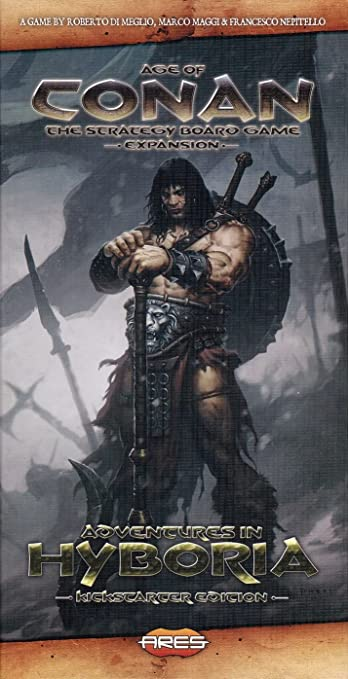 Age of Conan Adventure in Hyboria - English