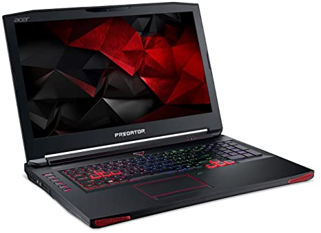 Acer Predator 17 G9-792-707R 17 Zoll Gaming-Laptop