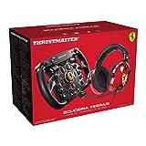 Thrustmaster Scuderia Ferrari Race Kit (Color: Black)