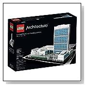 LEGO United Nations Headquarters