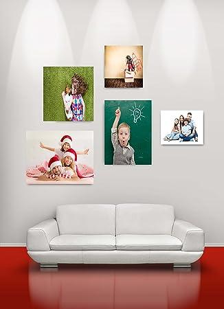 Cuadro PVC 100% personalizado Collage 1| Varias Medidas 200 x 200 cm |Facil colocación | Decoracion Habitación |Conjunto de fotografias|Personalizadas|Adaptadas a las medidas por cliente | Multicolor ||