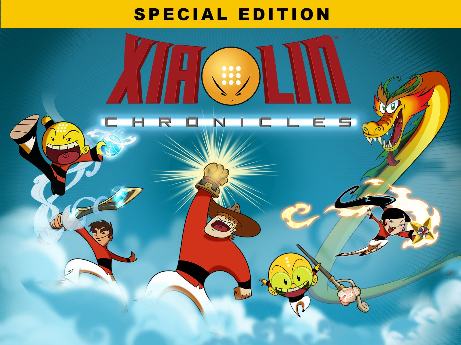 Xiaolin Chronicles: Special Edition on Amazon Prime Video UK