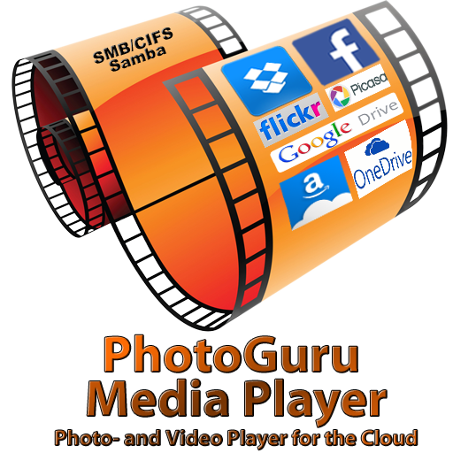 PhotoGuru Media Player - Photo and Video Player for the Cloud (Cloud Drive Android App compare prices)