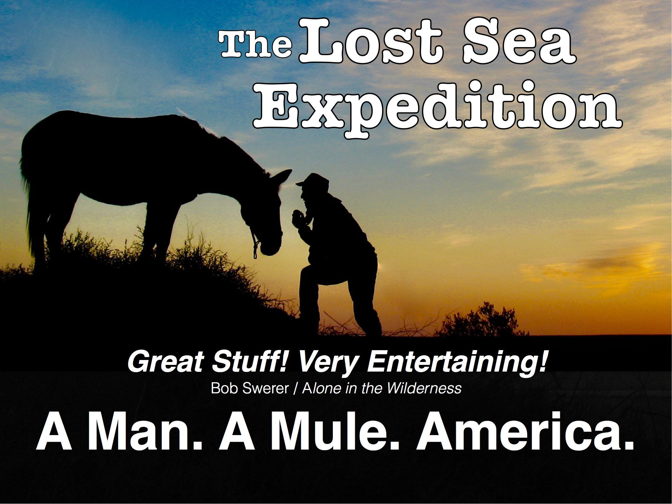 The Lost Sea Expedition