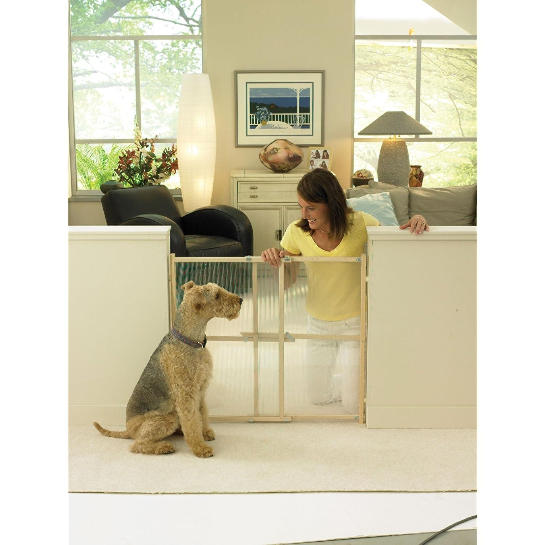 Barrera seguridad para puertas para mascotas for Puertas para animales