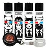 Bundle - 5 Items - Clipper Lighter