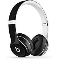 Beats by Dr. Dre Solo2 ML9E2ZM/A On-Ear Wireless Bluetooth Earphones Headphones (Black)