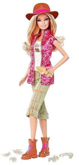 Barbie I Can Be... Paleontologist Doll