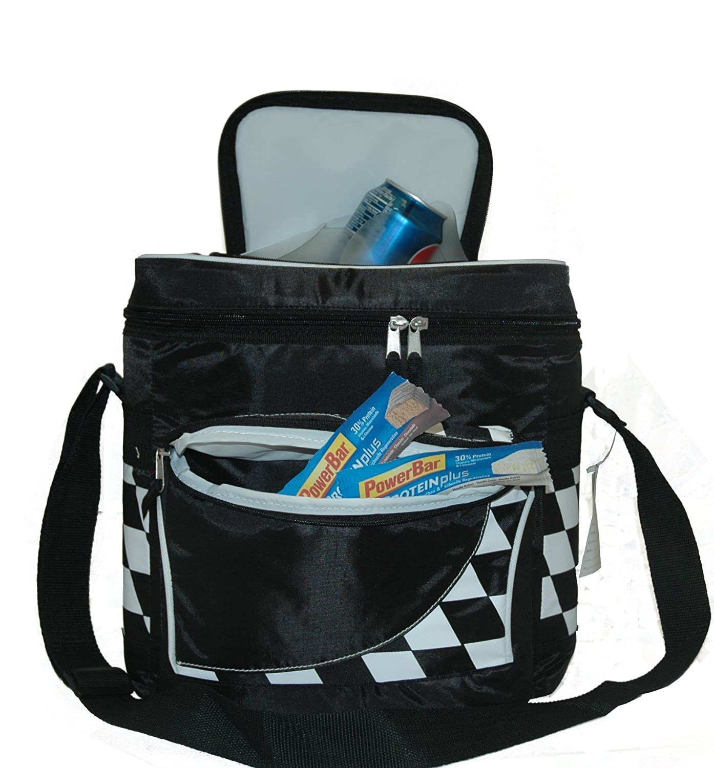 Insulated Lunch Bag Cooler Large 24 Can Adjustable