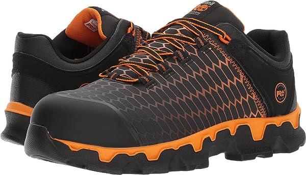 83e668baaf0 Shoes Timberland PRO Mens Powertrain Sport Raptek Alloy Toe EH Industrial   Construction  Shoe