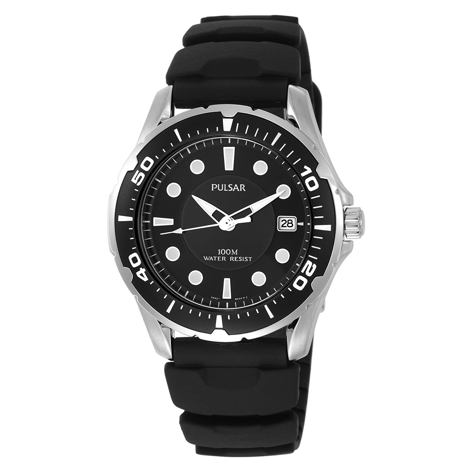 Pulsar Men&#8217;s PXH227 Sport Watch $28