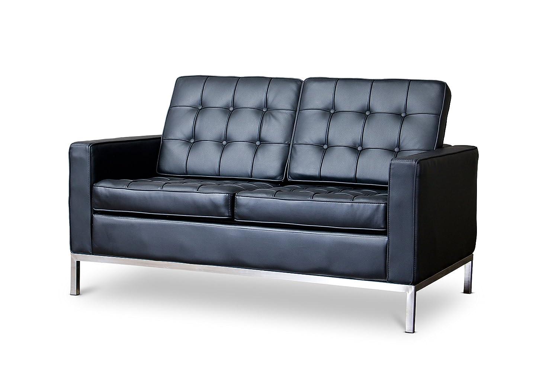 Baxton Studio Connoisseur Living Room Love Seat