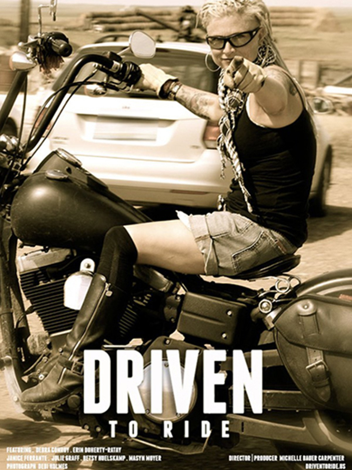 Driven to Ride on Amazon Prime Instant Video UK