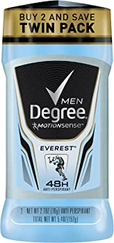 2-Pk. Degree Men Antiperspirant 2.7-oz.