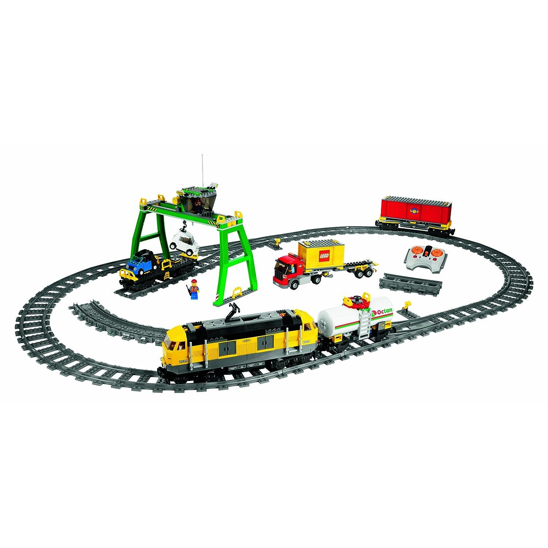 Tren de Mercancías Lego City 7939