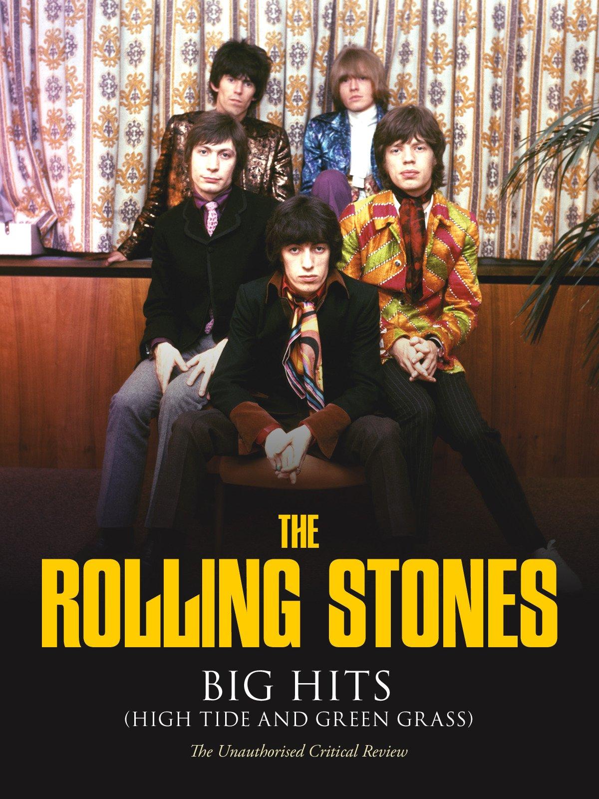 The Rolling Stones on Amazon Prime Instant Video UK