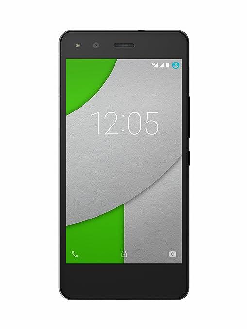 Bq Aquaris Android on black 1gb/16gb
