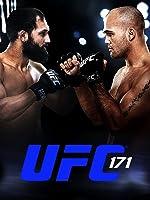 UFC 171: Lawler vs. Hendricks